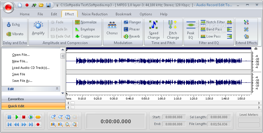 Программу для улучшения звукового файла
